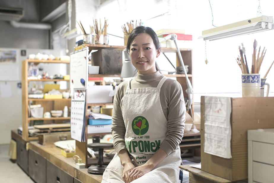 梅田藍子(ウメダアイコ)|1985年生まれ 福井県出身 2016年4月より現職に至る