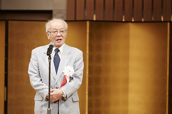 「THE COMPE きものと帯」の審査委員長を務める上村淳之先生。
